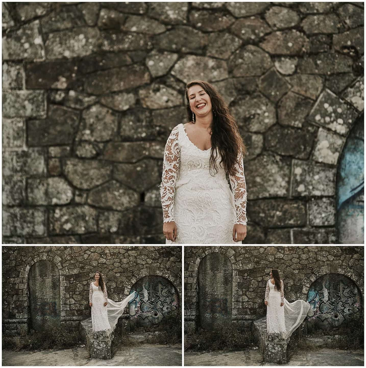 Trash The Dress Vero & Willy - Msanz Photographer -Fotógrafo de bodas en Pontevedra y Vigo