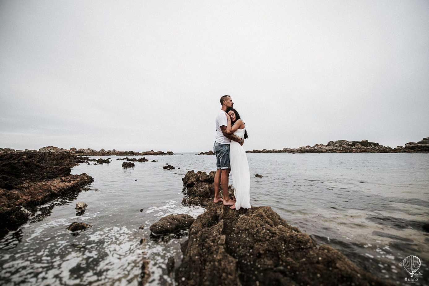 Preboda en Rías Baixas con Ángela y Óscar · Fotógrafo de Bodas