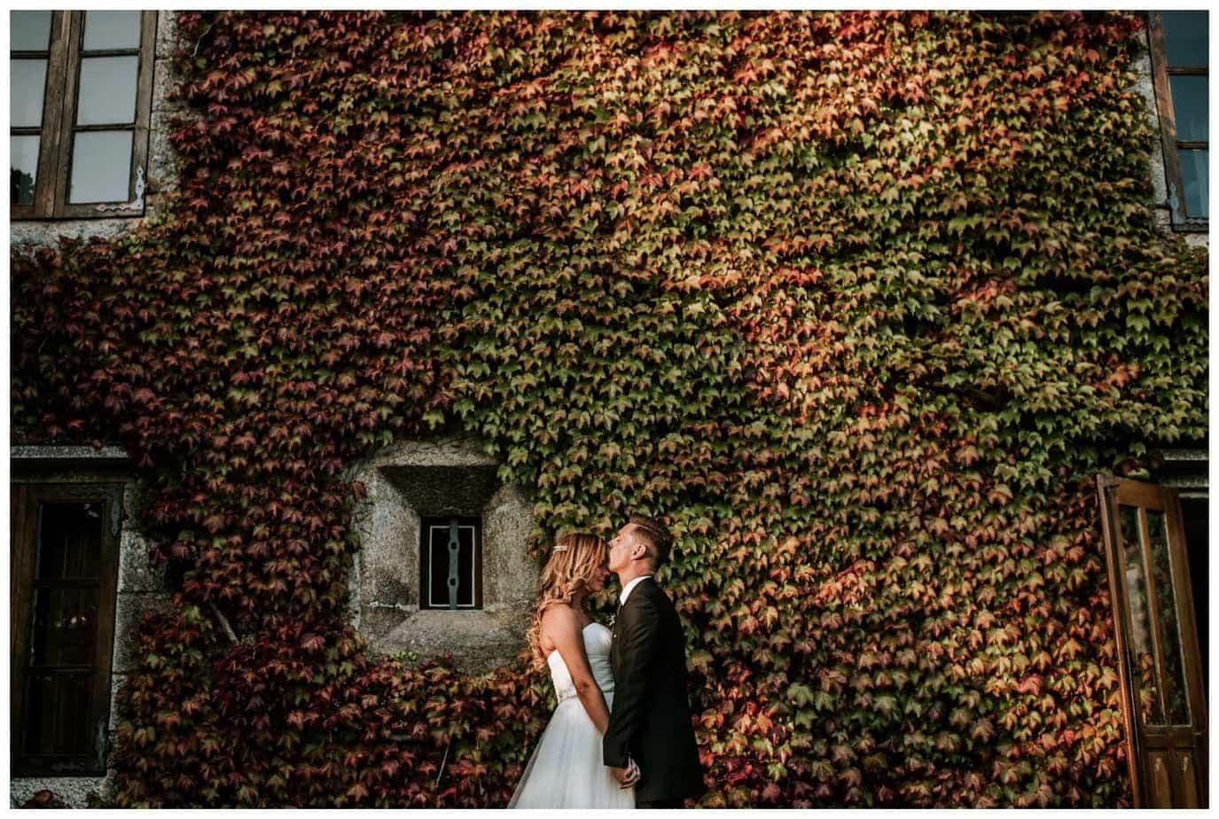 Una boda diferente en Pazo da Touza con Noe y Rubén · Msanz Photographer