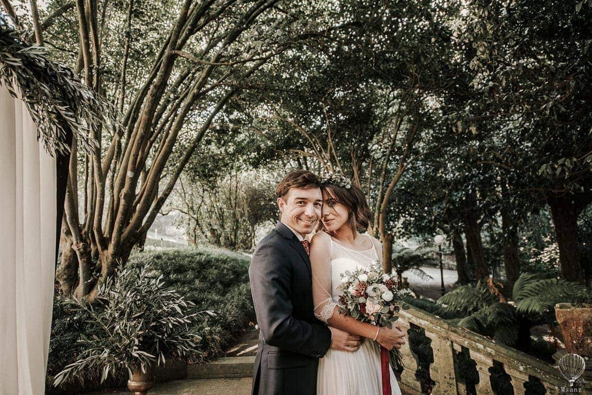 Post boda en Pontevedra con Inés y Jose